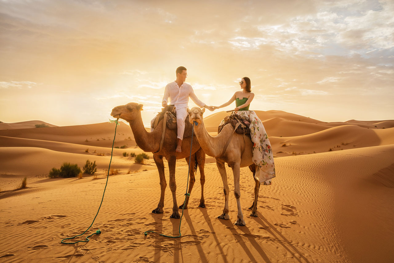 摩洛哥旅拍作品