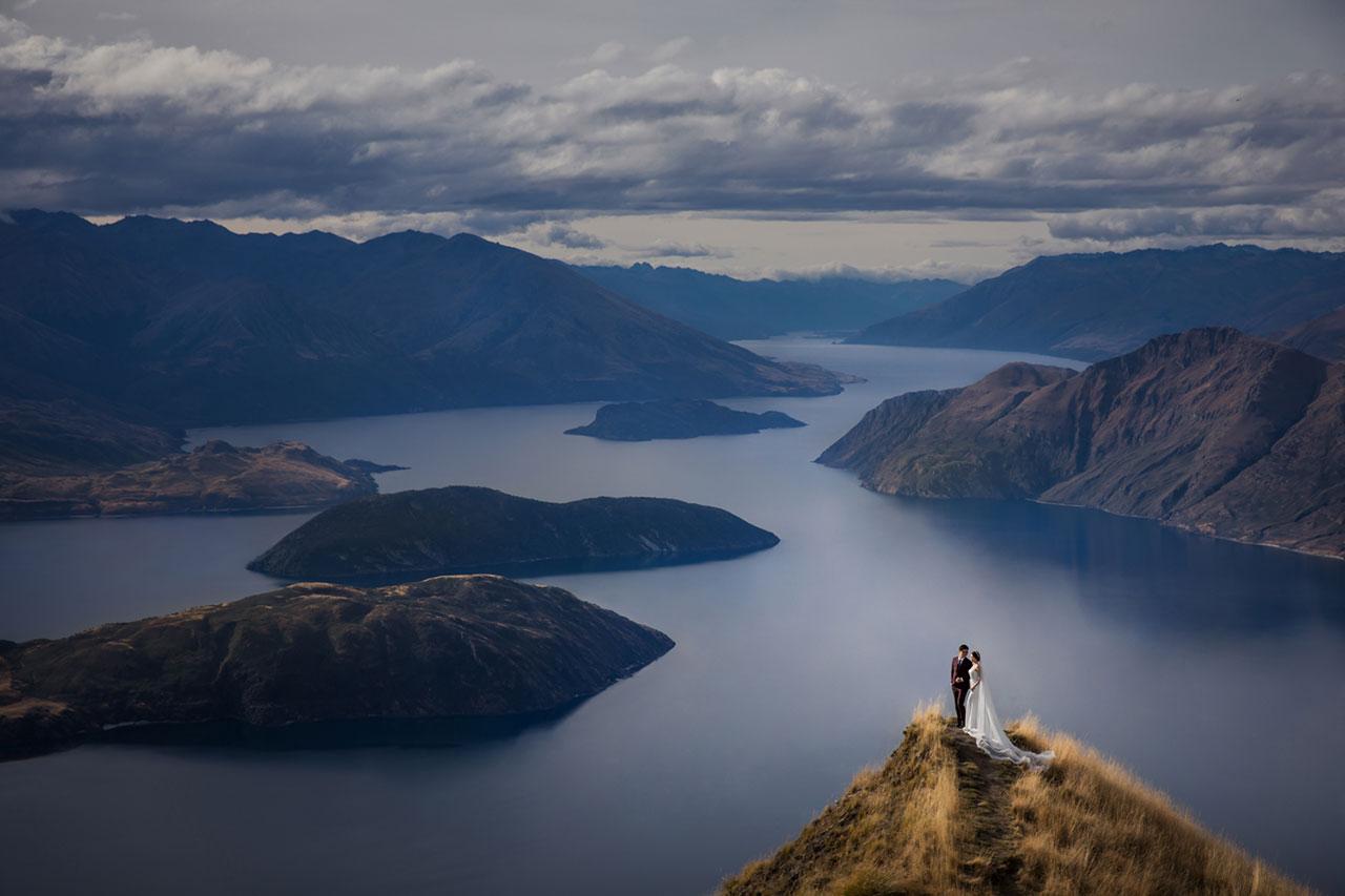 JW新西兰旅拍婚纱作品