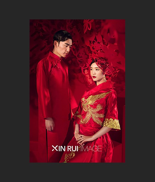 概念「红」系列