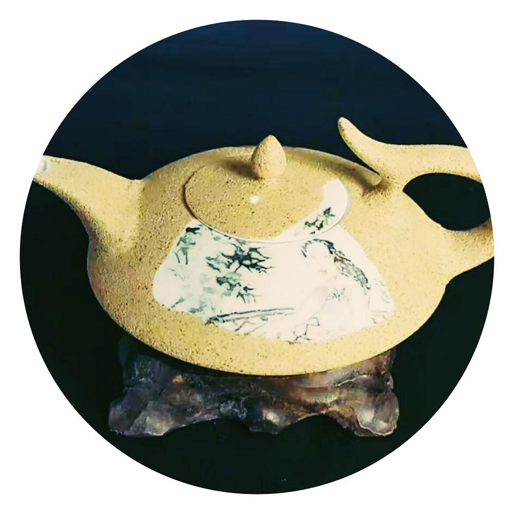 姚江進 磨砂釉陶瓷系列