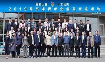 【門馬头条】参观走访 京津苏三地企业家交流会?