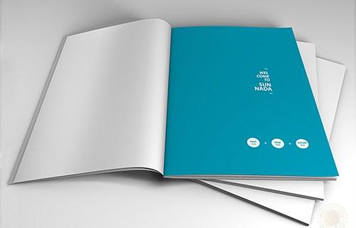 物联网企业文化画册设计