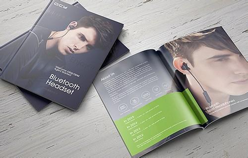 电商宣传画册设计