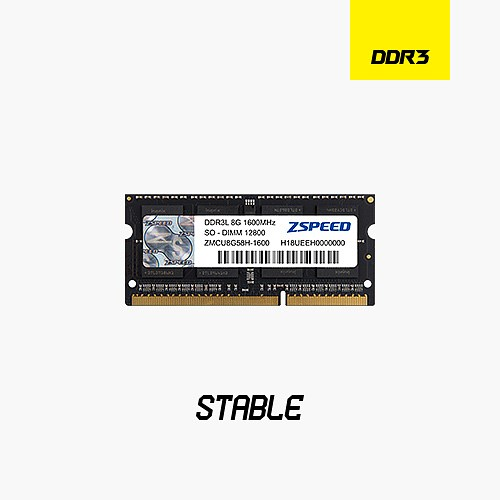 DDR3 Laptop Memory Module