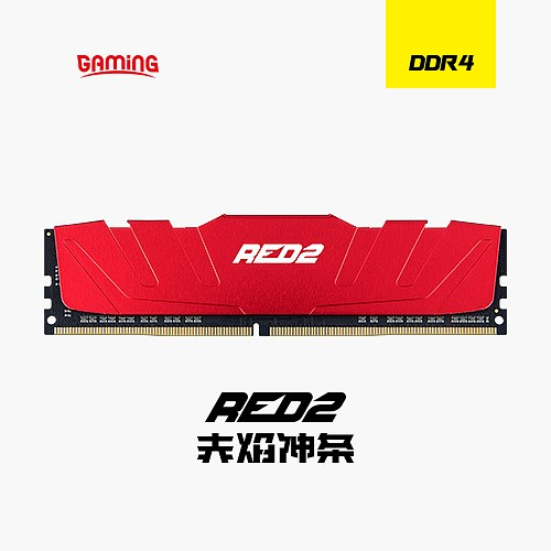 RED2 GAMING Desktop Memory Module