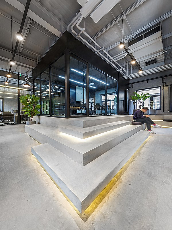 WMY Workplace Interior Design / Beijing