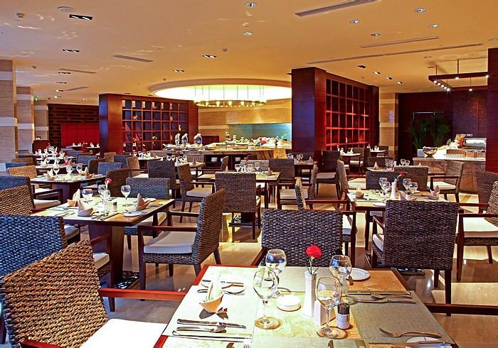 金海岸西餐厅