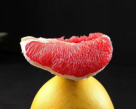 【红心柚子】