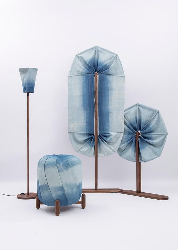 莳蓝系列·布艺可拆装家具
