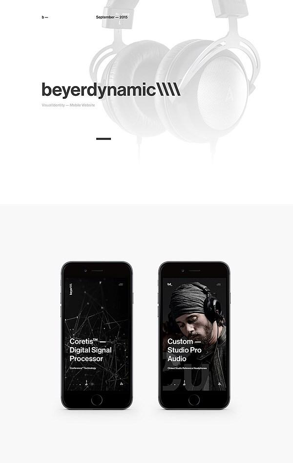 Beyerdynamic // BRDNMC