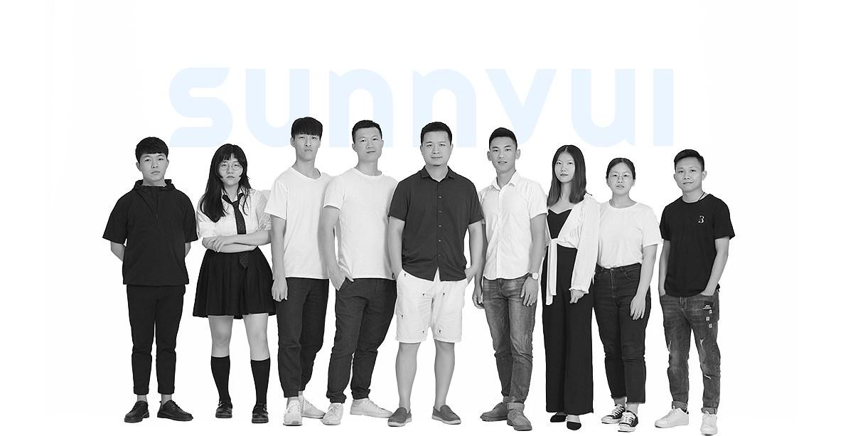 厦门三映UI设计团队照,UI设计团队,三映界面设计,软件界面设计团队,UI设计师