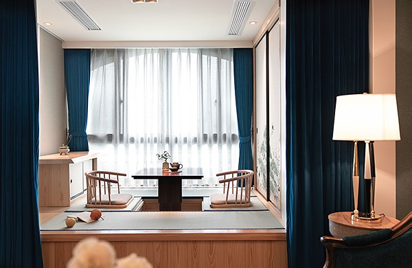 平湖公寓-私宅空间设计