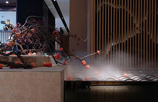 江南岸似炊如雾--餐饮空间设计