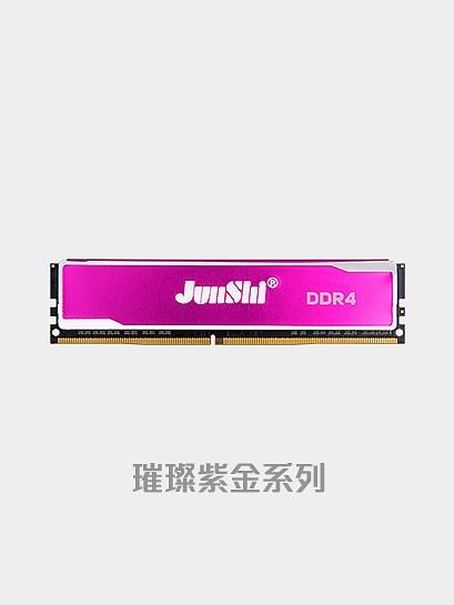 DDR4 璀璨紫金系列