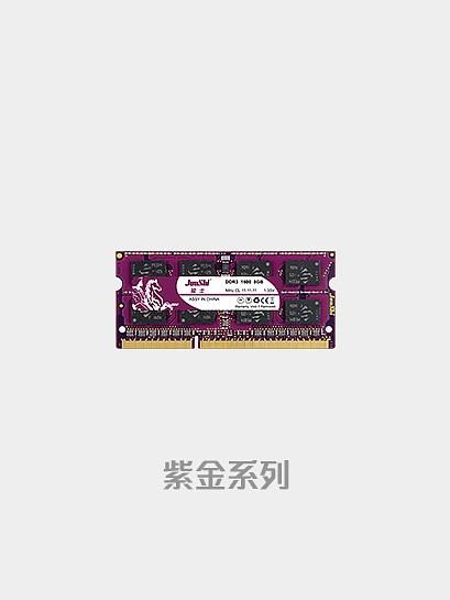 DDR3 紫金系列