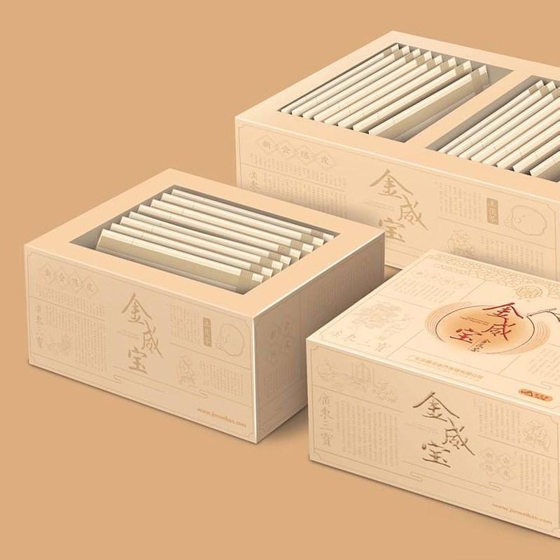 金威寶-茶葉包裝設計