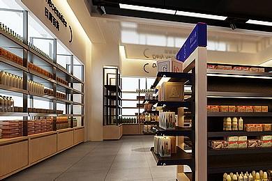 UU洋行(进口超市)-零售空间设计