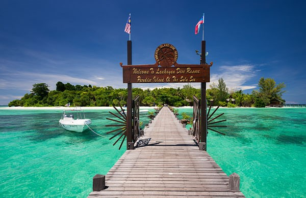 马来西亚兰卡央潜水度假村