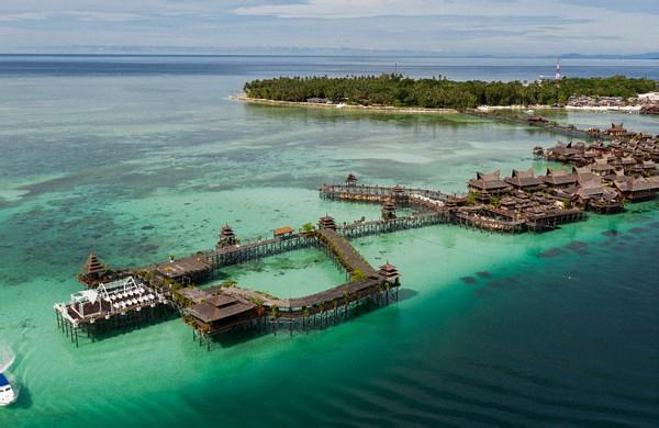马布岛海上木屋度假村