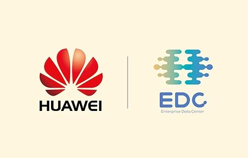 華為EDC品牌形象設計