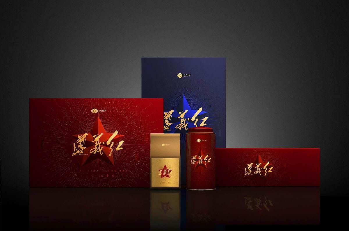 茶行業全案推廣,一個好的茶葉包裝盒設計