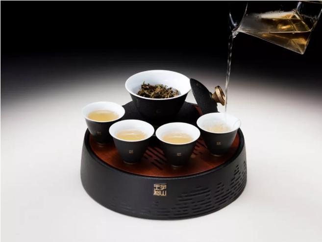 茶葉vi設計-靈貓品牌設計