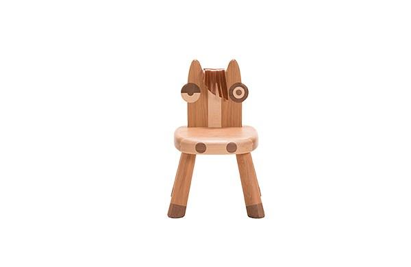 自由马小宝椅