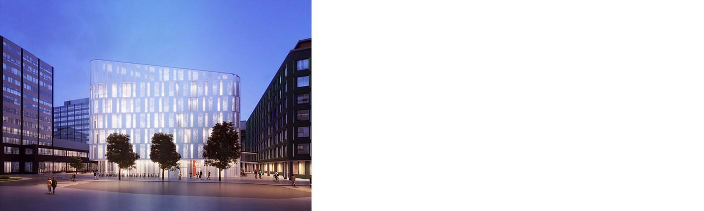 赫尔辛基康健中心项目最新进展