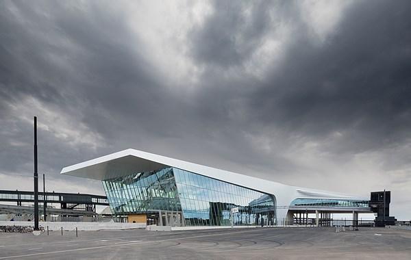 赫尔辛基西港2号码头