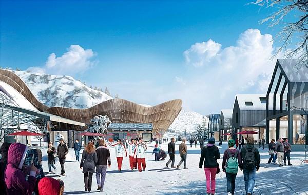 北京2022 年冬奥会和冬残奥会张家口赛区奥林匹克体育公园规划设计方案征集