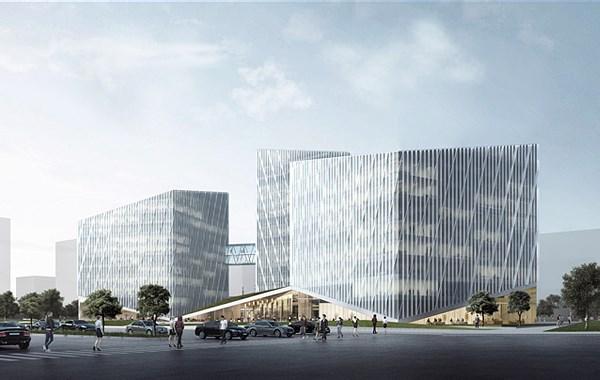 上海奉贤供电公司生产基地