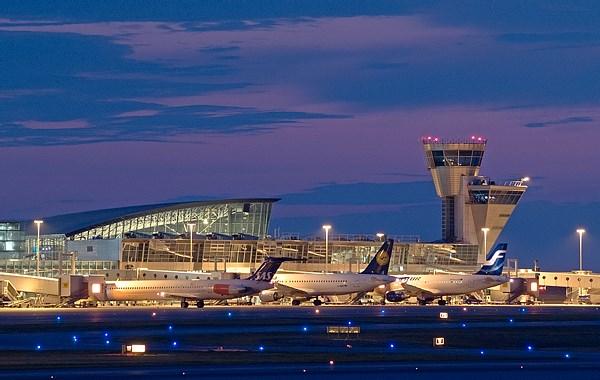 赫尔辛基万塔国际机场