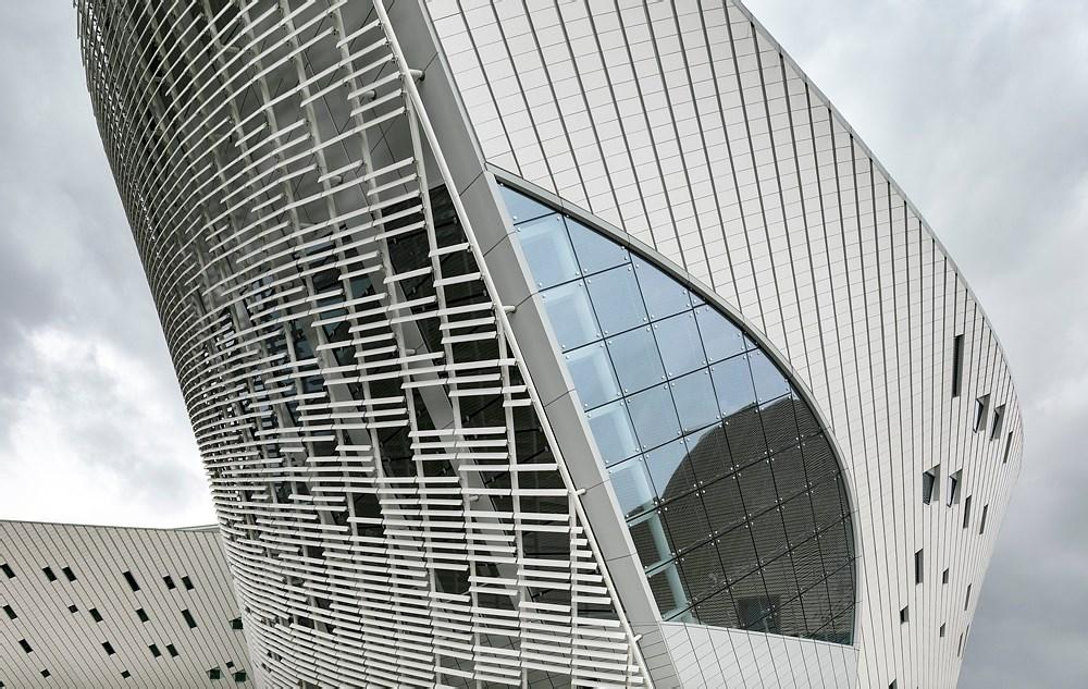 福州海峡文化艺术中心(SCAC)