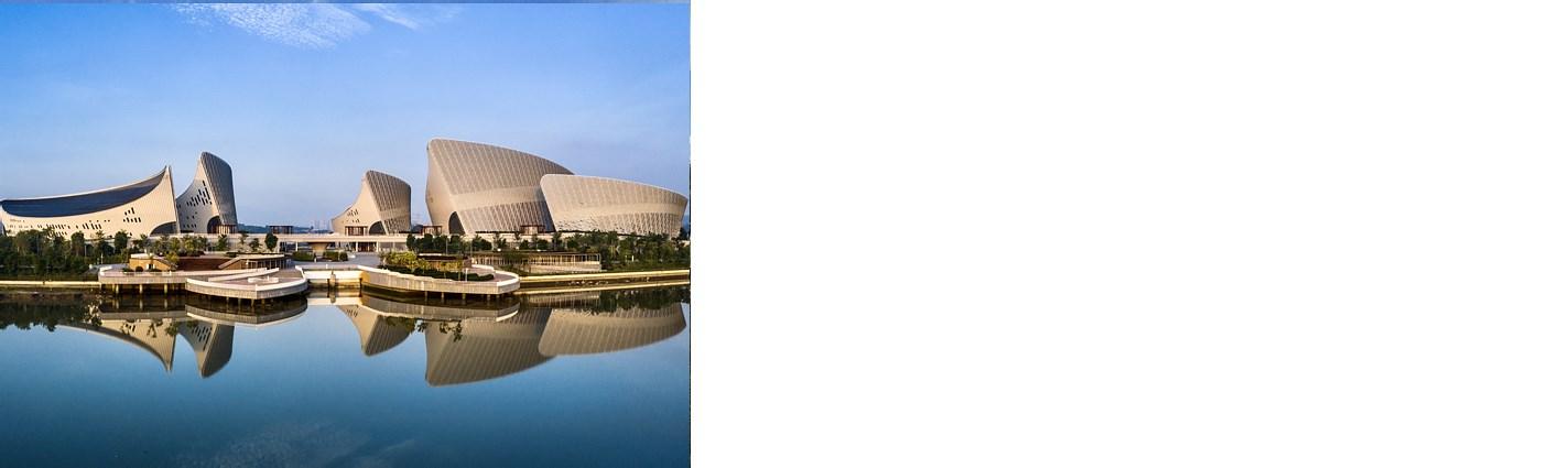 福州海峡文化艺术中心入围多个建筑奖项和室内设计奖项