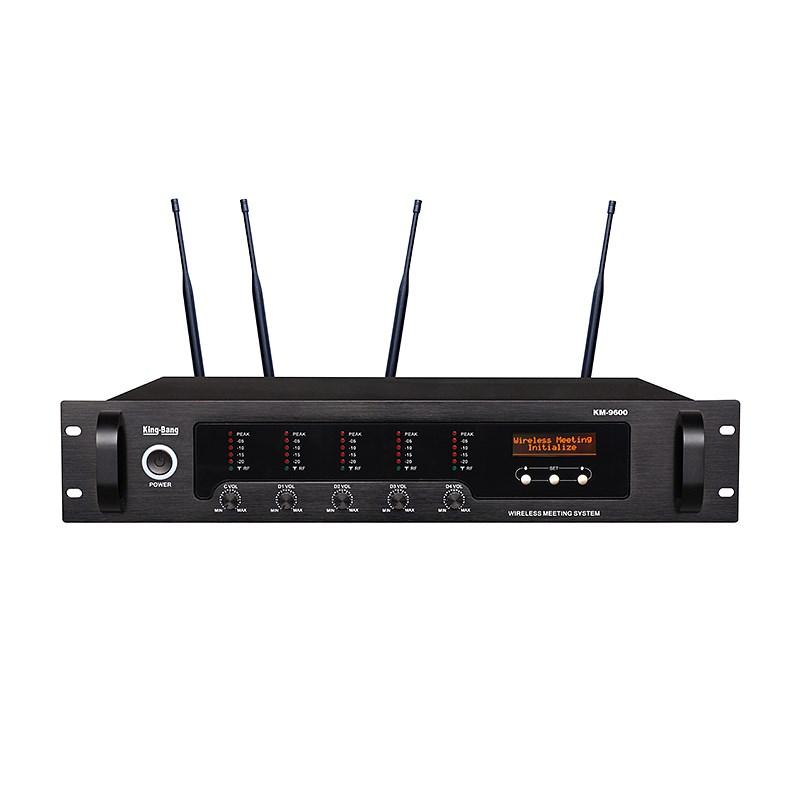 無線會議系統主機 KM-9600