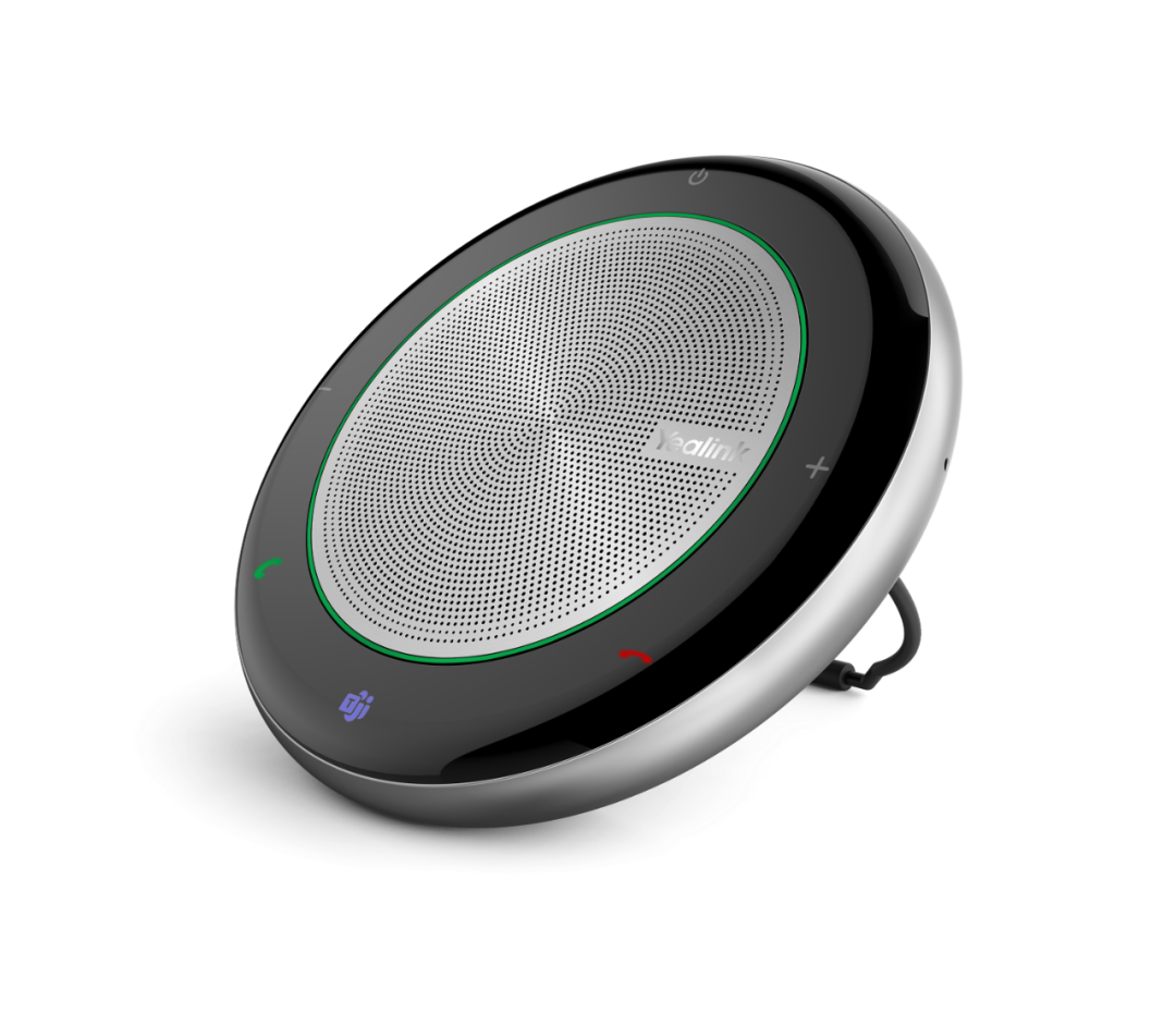 億聯CP700 便攜式免提會議電話——適用于個人辦公室、私人空間和隨身攜帶