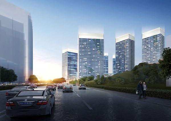深圳市南和城市更新项目