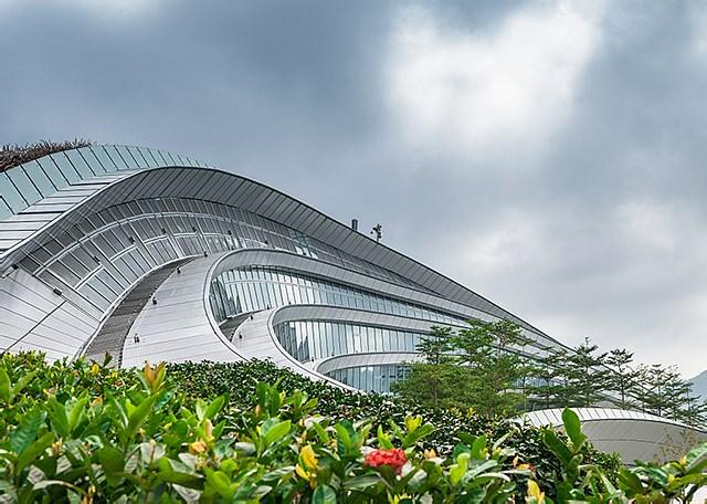 廣深港高速鐵路西九龍總站