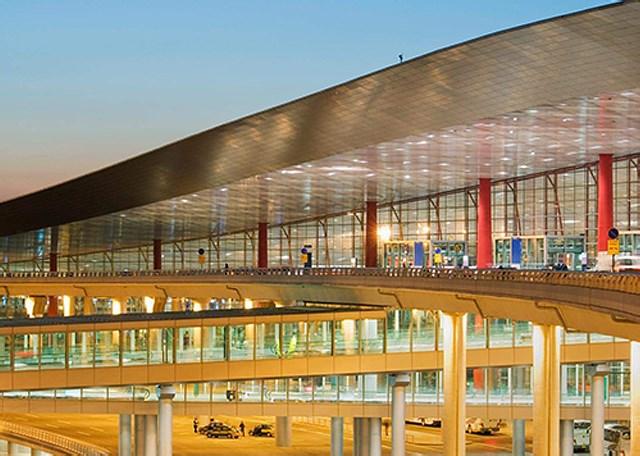 北京國際機場T3航站樓