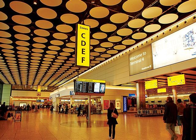 英國倫敦希思羅國際機場