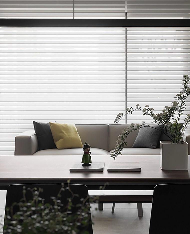 建築遮陽系統--窗簾百葉