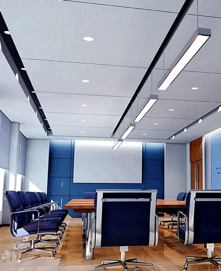 金屬天花系統--方板天花
