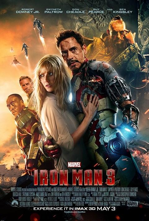 电影《钢铁侠3》