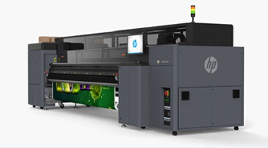 HP Latex3100 Printer 环保打印机环保喷绘