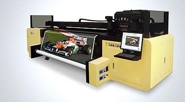 DILLI HB 3206D UV喷绘 卷平两用机