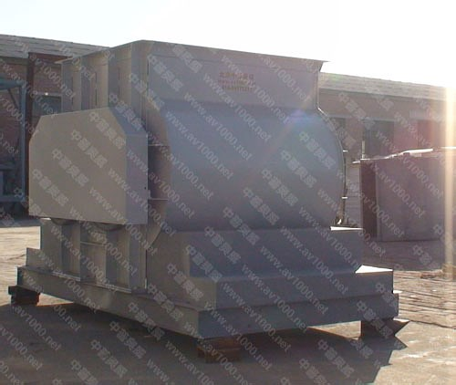 LMN雙軸氧化鎂專用型攪拌機
