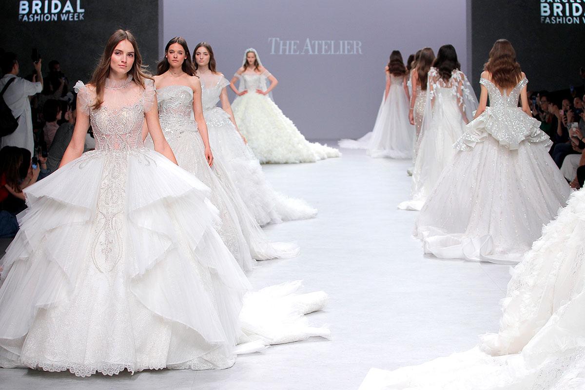 The Atelier, los vestidos de novia 2020 de Jimmy Choo
