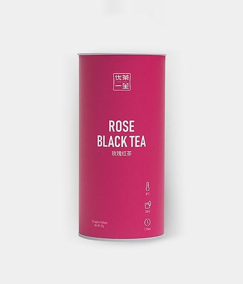 YCYS 玫瑰紅茶