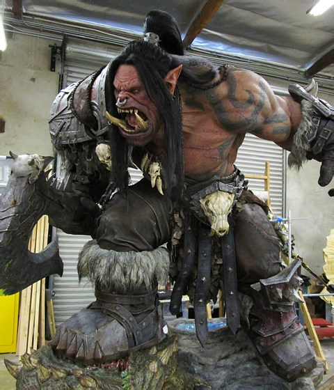 Grommash Hellscream / World of Warcraft