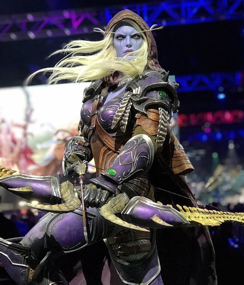 Sylvanas Windrunner / World of Warcraft